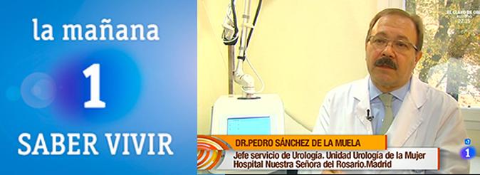 Dr. Sánchez de la Muela en Saber Vivir